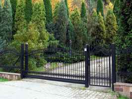 Manufacturer of Fabricated Automatic Gates
