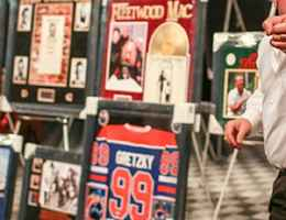 Charity Consignment-Sports/Celebrity Memorabilia