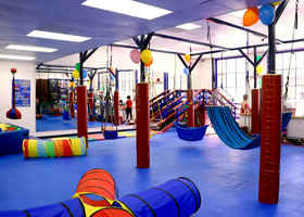 All-inclusive Children's Gym
