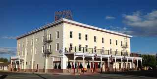 Historic Hotel & Restaurant For Sale in Alturas CA