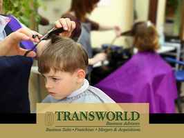 PASSIVE INCOME! Kids and Family Haircuts Franchise
