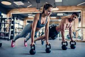 Fitness Center - Personal Training - Health Club