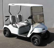 Service Street Legal Golf Carts