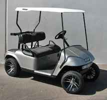 PRICE REDUCED: Service Street Legal Golf Carts
