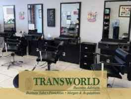 Strong and profitable hair salon