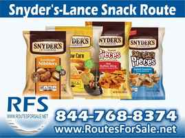 Snyder's-Lance Chip Route, Fort Worth, TX - Business for Sale in Fort  Worth, TX