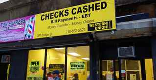 Established Check Cashing Agency For Sale Philly