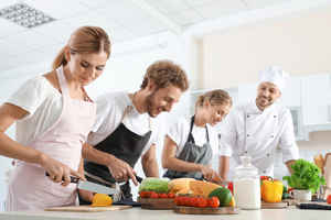 Successful Cooking school and Retail Store, Seller