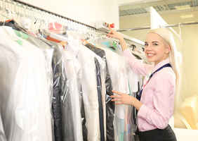 Dry Cleaning Business - 25 year Location
