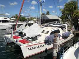 Key West Sailing Catamaran Charter Boat Business