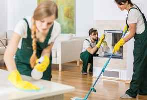Multi-Location Residential Cleaning Company