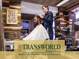 Full-Service Brand-New Luxurious Barber Shop