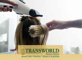 Hair Salon for Sale - Lender Prequalified