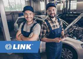 Profitable Auto Repair - Selling due to Health