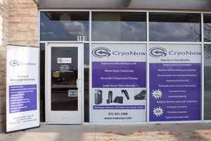 Upscale Cryotherapy & Wellness Established 5 Years