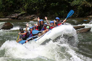 East Tennessee White Water Rafting Company