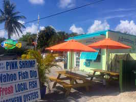 Wholesale/Retail Wild Caught Seafood Biz and Land