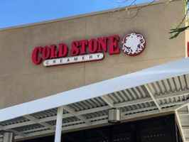Cold Stone Creamery Smoketree Palm Springs