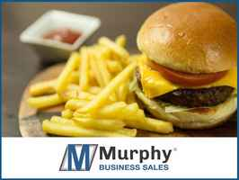 Popular Burger Franchise for Sale! Only 16% Down