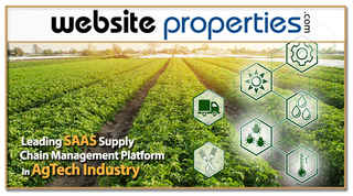 Leading SAAS Supply Chain Mgmt Platform in AgTech