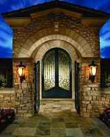 Iron Doors and Furnishings Manufacturing