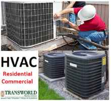 HVAC Residential and Commercial Great Cash Flow