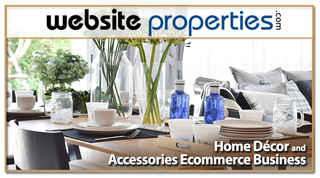 Home Décor and Accessories Ecommerce Business