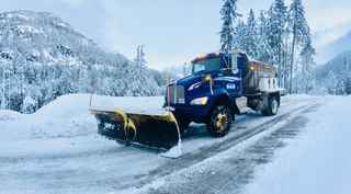 Commercial Snow Removal & Excavation Business