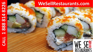 Thai and Sushi Restaurant for Sale in Miami Lakes