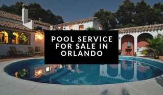 30-year-old Pool Service Route Business For Sale i