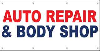 Auto Repair and Body Shop - 3 Employees - 4 Bays