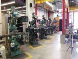 Manufacturing Machine Shop with Medical Specialty