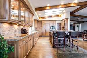 30 YR Luxury Home Custom Cabinet Manufacturer