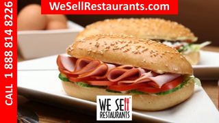 Sandwich Franchise for Sale in Auburn Alabama