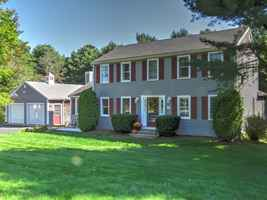 Successful Daycare Center & 4-BR Colonial Home