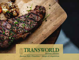 Newly Est. Steak & Mediterranean Restaurant