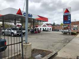 Money Making Gas Station-Car Wash And Liquor Store