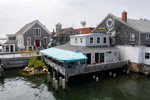 Cape Cod Waterfront Restaurant