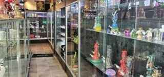 Tobacco Accessories Shop, Large Selection,Low Rent