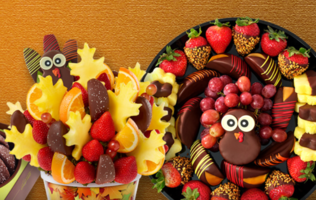 2 Successful Edible Arrangement Franchises!