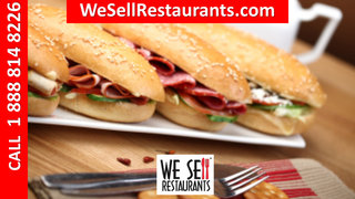 Sandwich Franchise for Sale Near the White House!