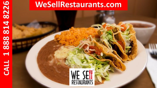 Restaurant for Sale with Bar Mexican Concept