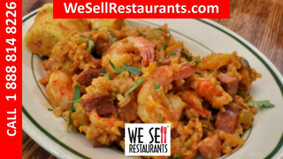 Restaurant for Sale with Cajun Concept in Denver