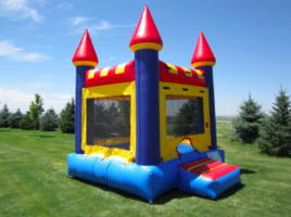 Bounce houses, Water Slides & more rental business
