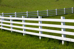 Wake County Fence Installation Company - 2 Time...