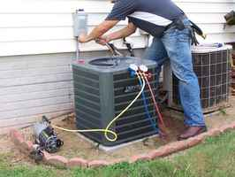 Established HVAC Business with Real Estate