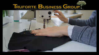 Specialty & Sporting Goods Clothing Manufacturer!
