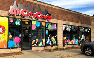 Mega Candy Retail Store