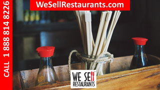 Profitable Sushi and Thai Restaurant for Sale