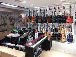 Turnkey Musical Instruments Dropship Store
